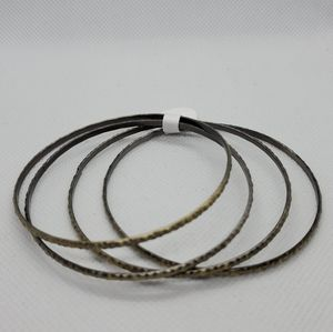Jewelry - Set of 4 Matching Bangle Bracelets